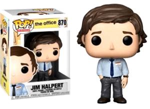 5. The Office Funko Pop Jim