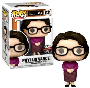 The Office Funko Pop Phyllis #1131