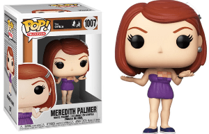 The Office Funko Pop Meredith