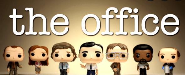the office funko pop