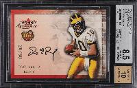 2000 Tom Brady Fleer Tradition rookie card