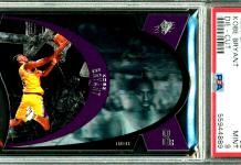 Kobe Bryant Basketball Card Price Correction