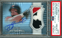 jeff bagwell most expensive cards