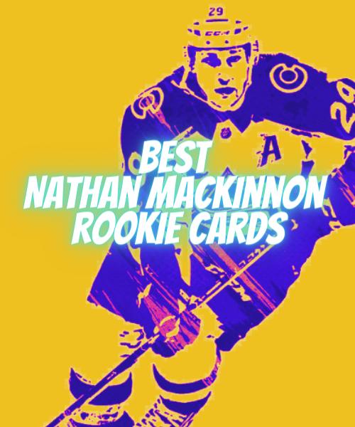Nathan Mackinnon Rookie Card