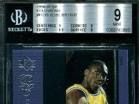 1996 Kobe Bryant upper deck cards