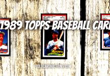 1989 topps baseball cards ebay
