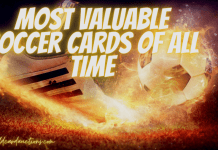 10 Most Valuable Soccer (Futbol) Cards of All Time
