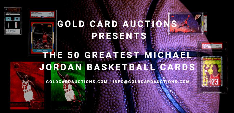best michael jordan basketball rookie cards