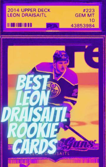 leon draisaitl rookie card