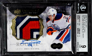most expensive Leon Draisaitl Rookie Card