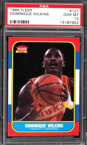 dominique wilkins rookie card