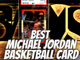 michael jordan basketball card