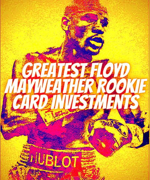 Floyd Mayweather Rookie Card