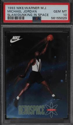 1993 Michael Jordan Aerospace Nike