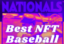NFT Baseball Card