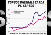 baseball cards vs sp
