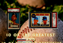 best topps baseball cards ever