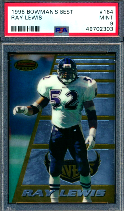 1996 Bowman's Best