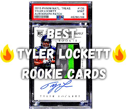 Tyler Lockett Rookie Card