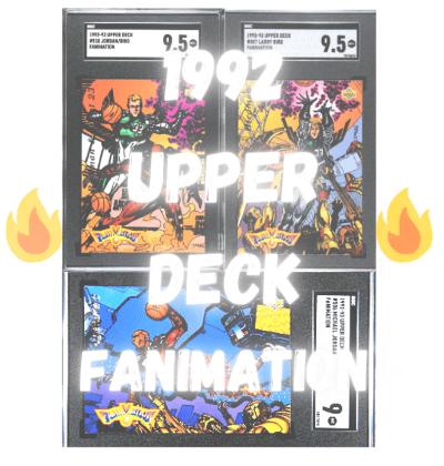1992 upper deck fanimation