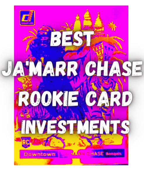 best jamarr chase rookie card