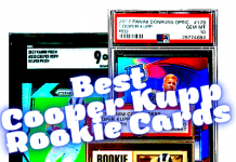copper kupp rookie cards