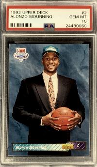 best 1992 upper deck basketball card